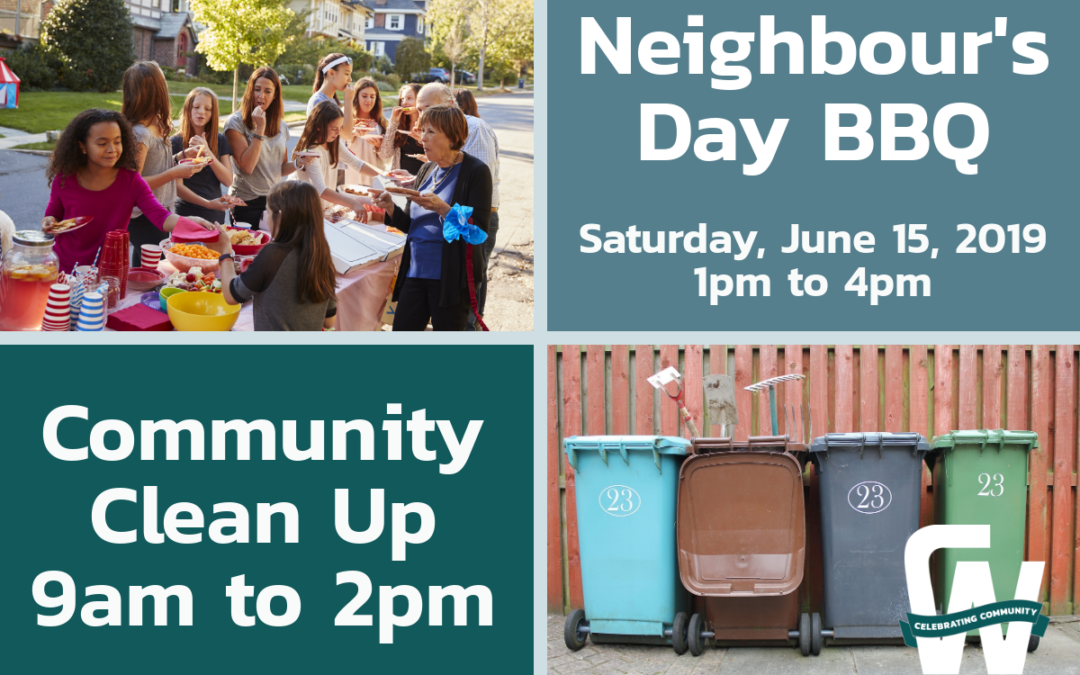 Neighbour's Day BBQ + Community Clean Up