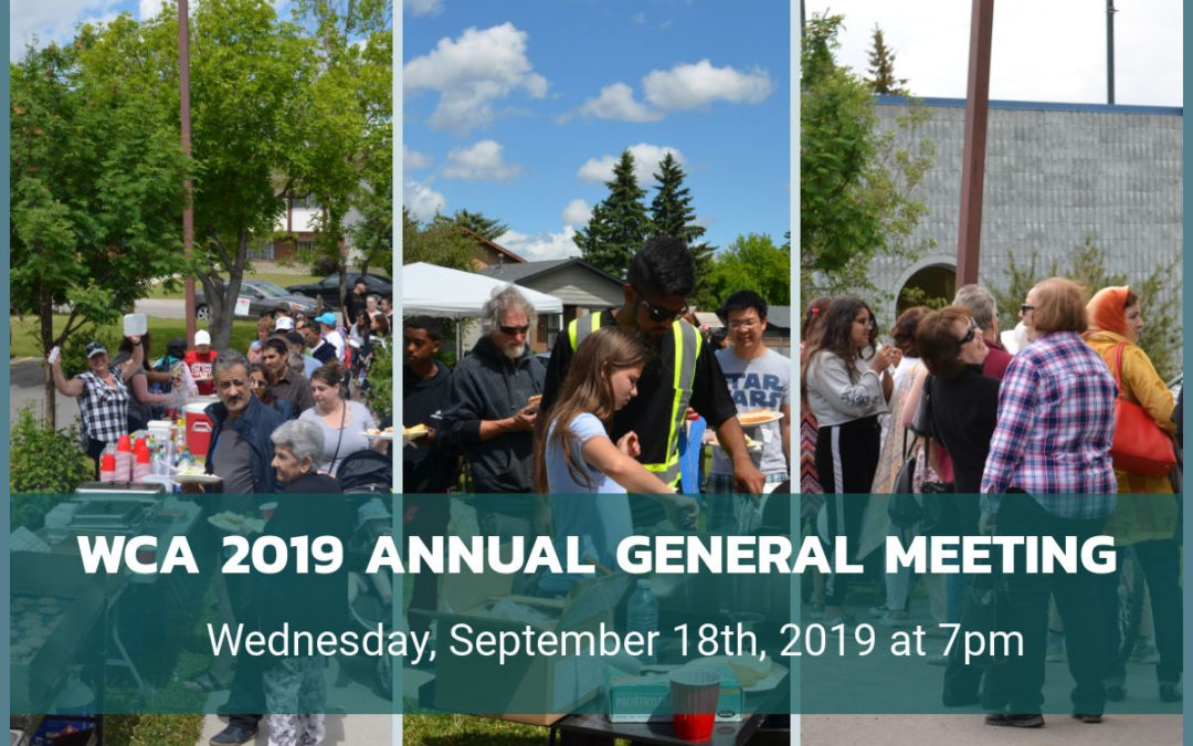 Annual General Meeting September 18, 2019