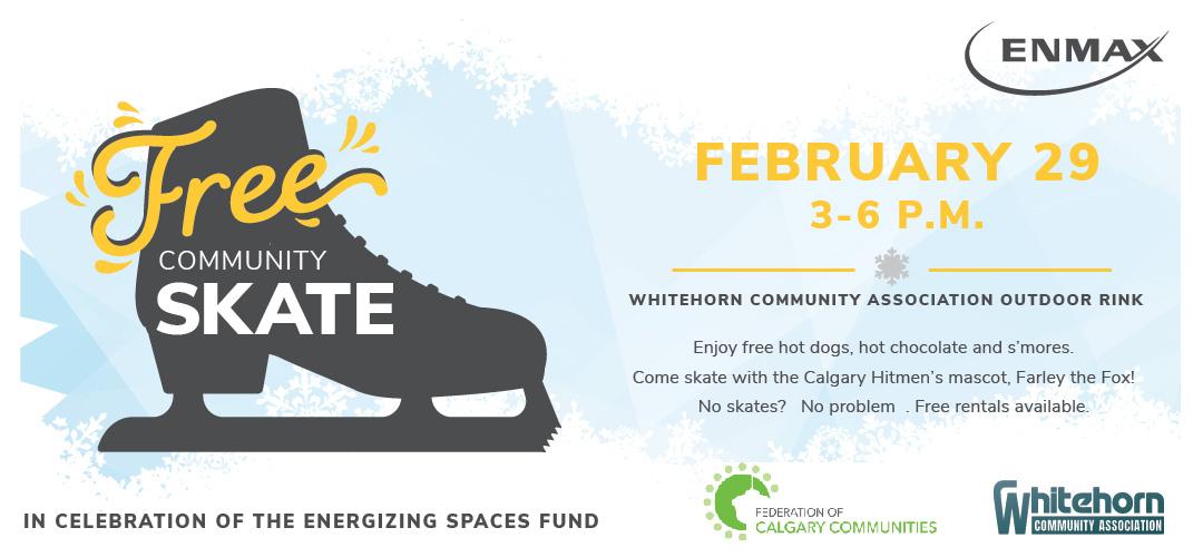 Free Community Skate