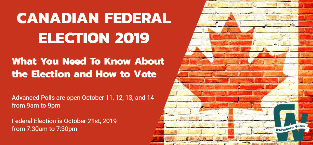 Canadian Federal Election 2019: What you need to know