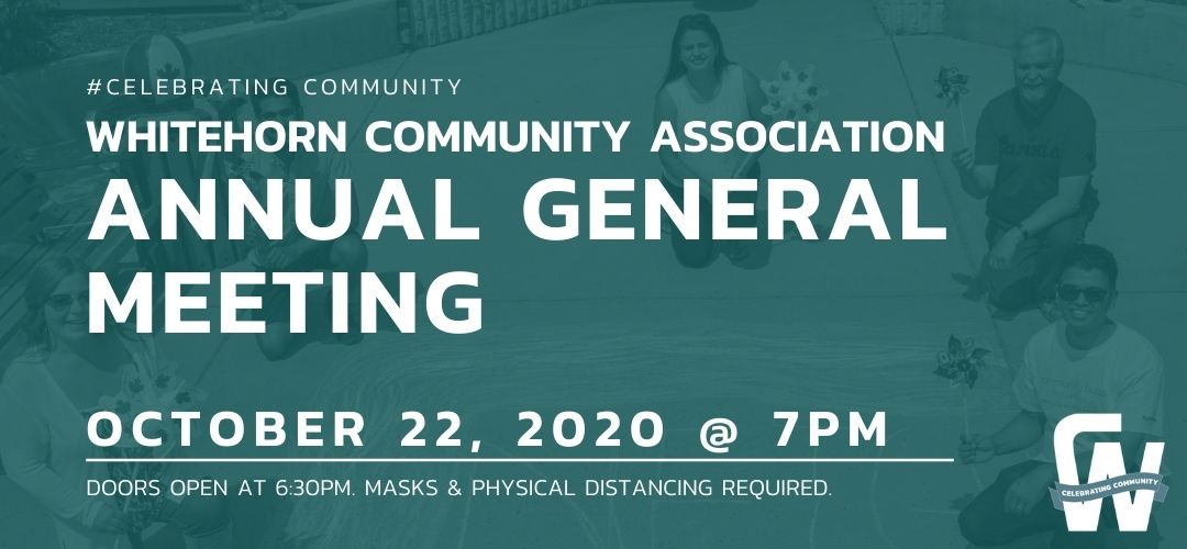 Annual General Meeting October 22, 2020