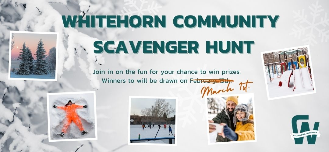 Join us for the WCA Scavenger Hunt