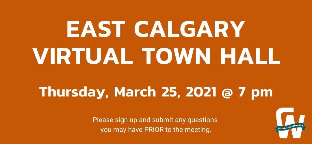 Ward 10 Virtual Town Hall – March 25 at 7pm