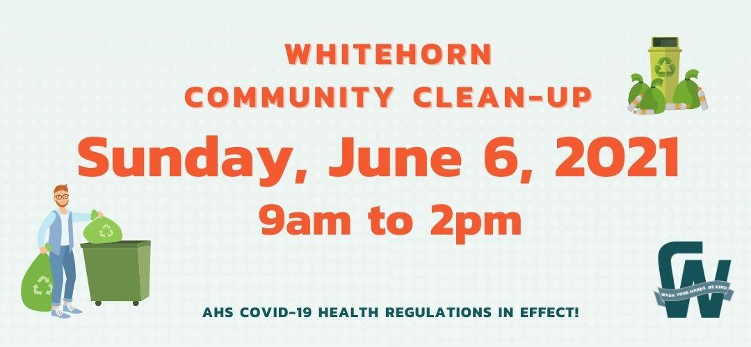 June 6, 2021 WCA Community Clean-Up